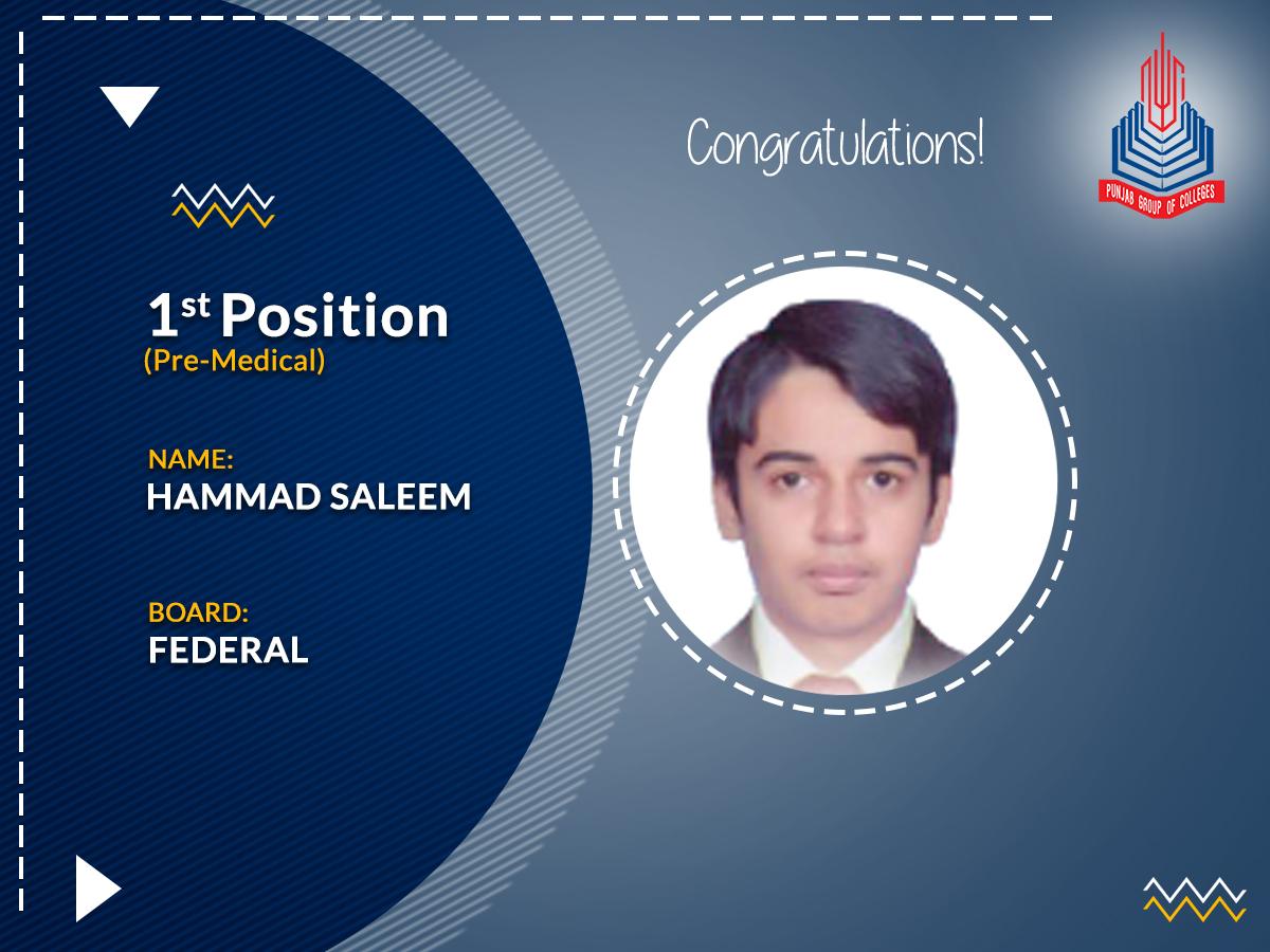 Hammad Saleem
