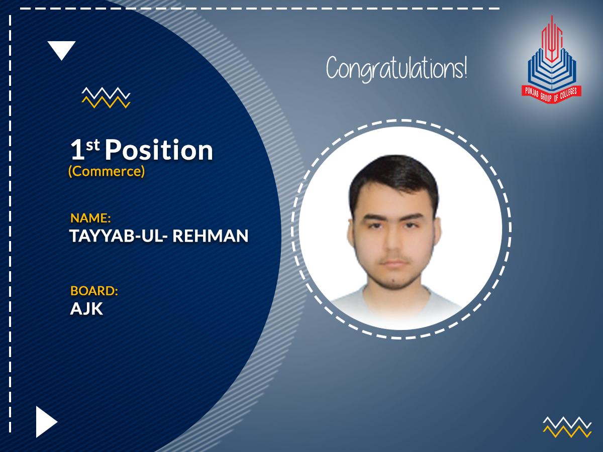 Tayyab Ul Rehman