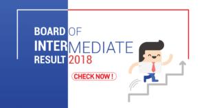 Board of Intermediate Result 2021