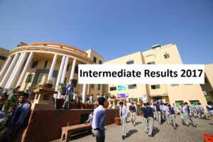 Intermediate Board Result 2017