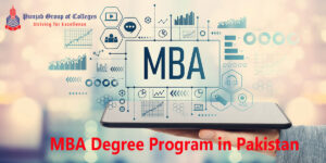 MBA Degree Program in Pakistan