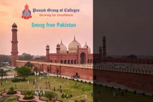 Smog free Pakistan