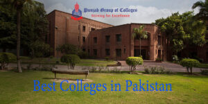 Best Colleges in Pakistan