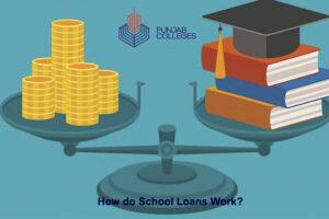 How do School Loans Work?