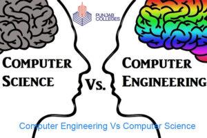 Computer Engineering Vs Computer Science