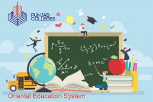 Oriental Education System