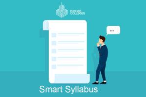 Smart Syllabus