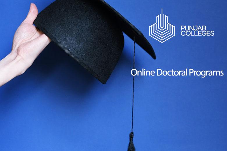 Online Doctoral Programs
