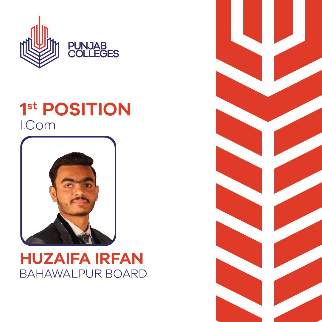 Huzaifa Irfan