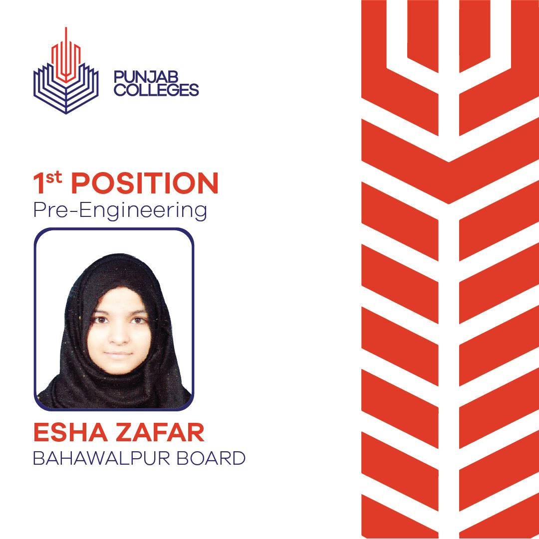Esha Zafar
