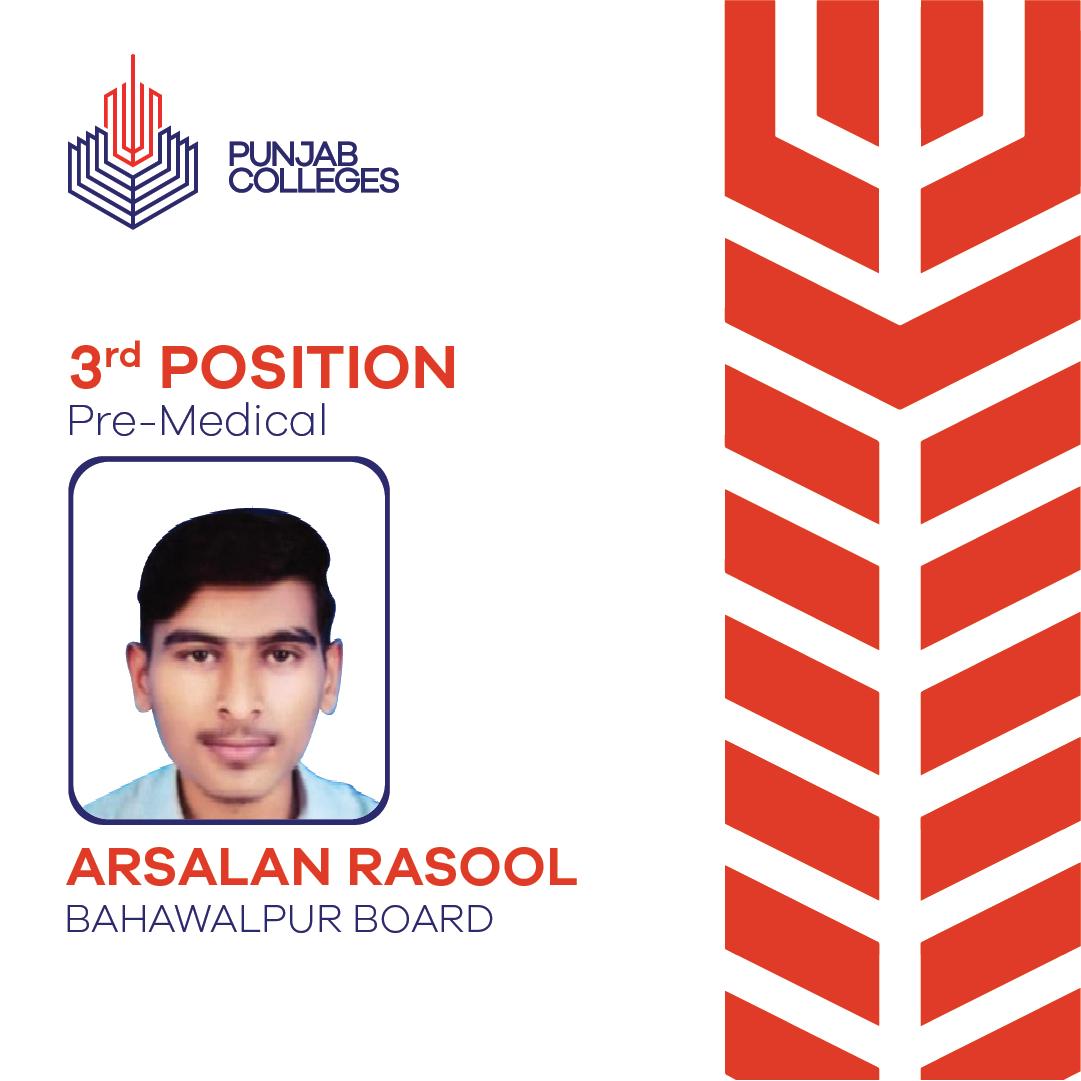 Arsalan Rasool