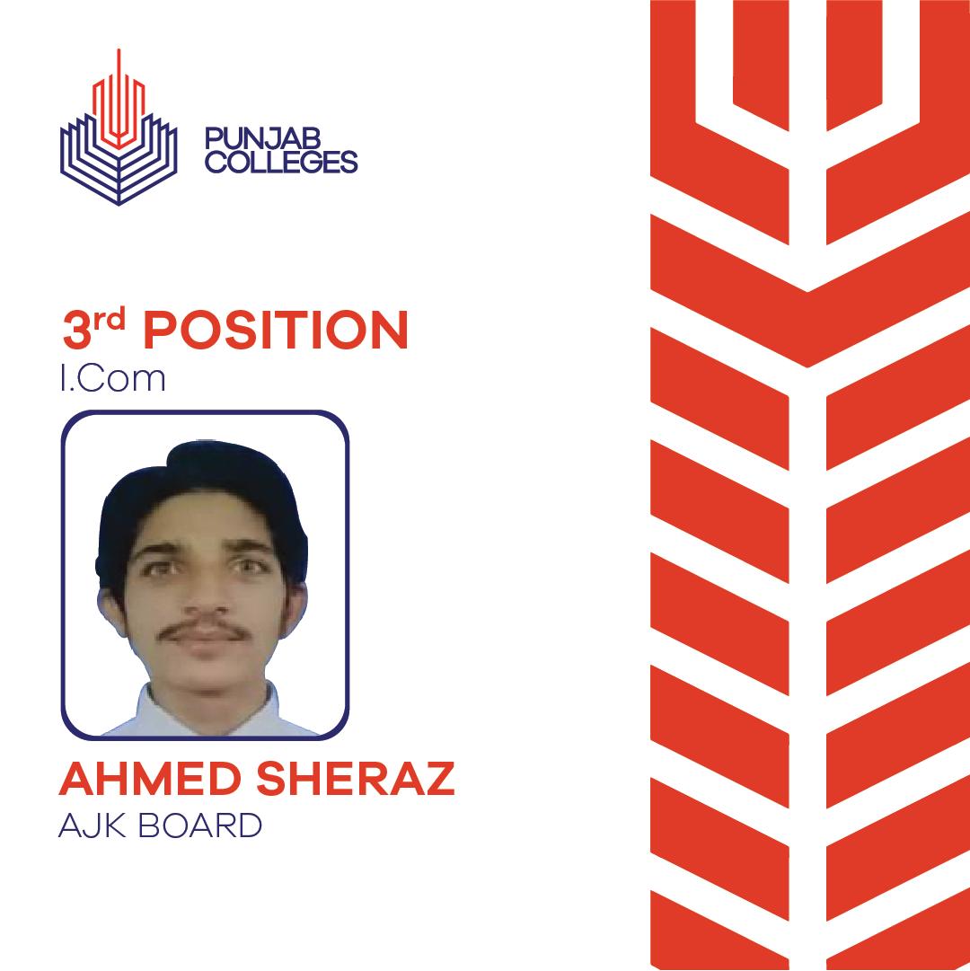 Ahmed Sheraz