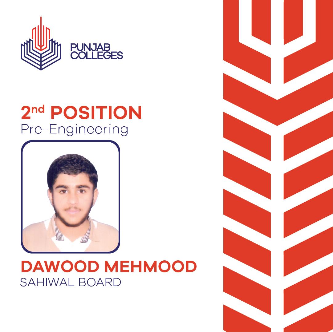 DAWOOD MEHMOOD