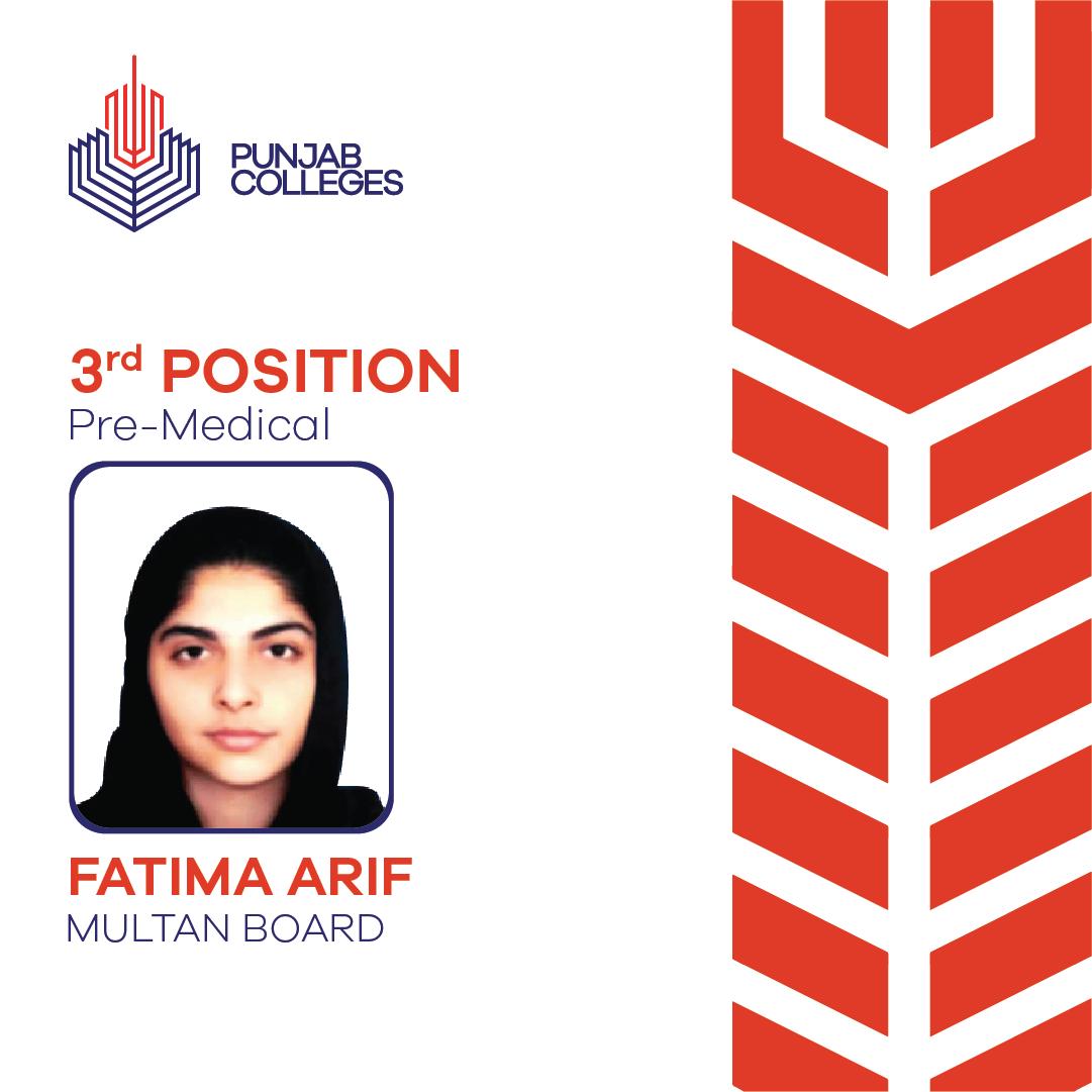Fatima Arif