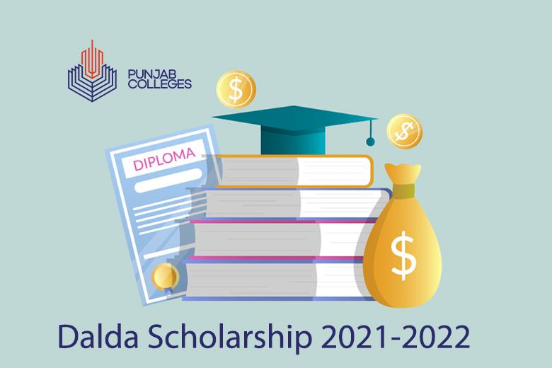Dalda Scholarship 2021-2022