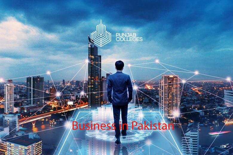 Business in Pakistan