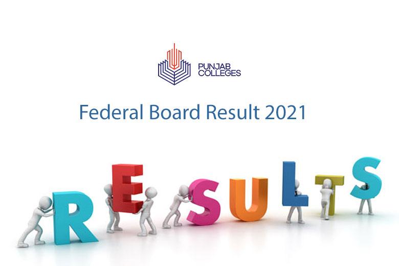 Federal Board Result 2021