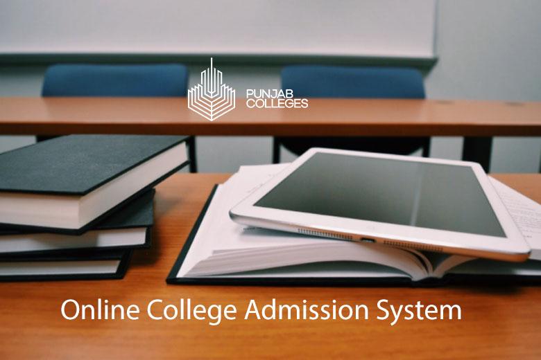 Online College Admission System