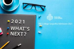 PAF College Sargodha Admission 2021